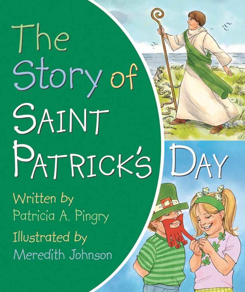 amazon com story of saint patrick u0027s day the 0095177563854