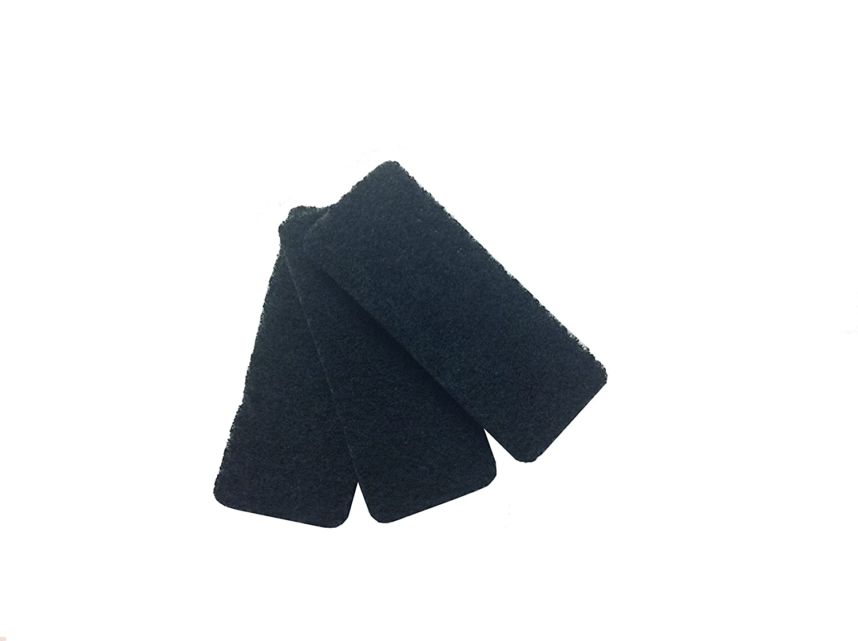 Confezione 3 filtri ricambio bidone umido Rotho 6397208080
