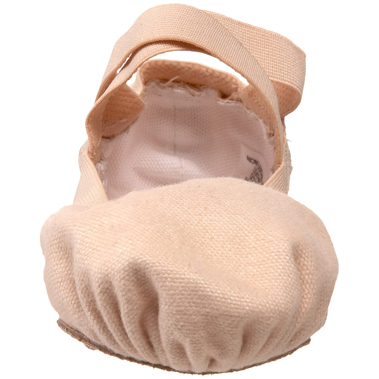 Pink Bloch Dance Girls Pro-Elastic Ballet Flat 1.5 B US Little Kid