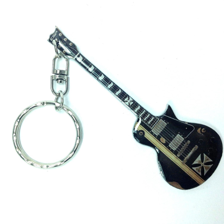 Acero Inoxidable Llaveros: Amazon.es: Instrumentos musicales