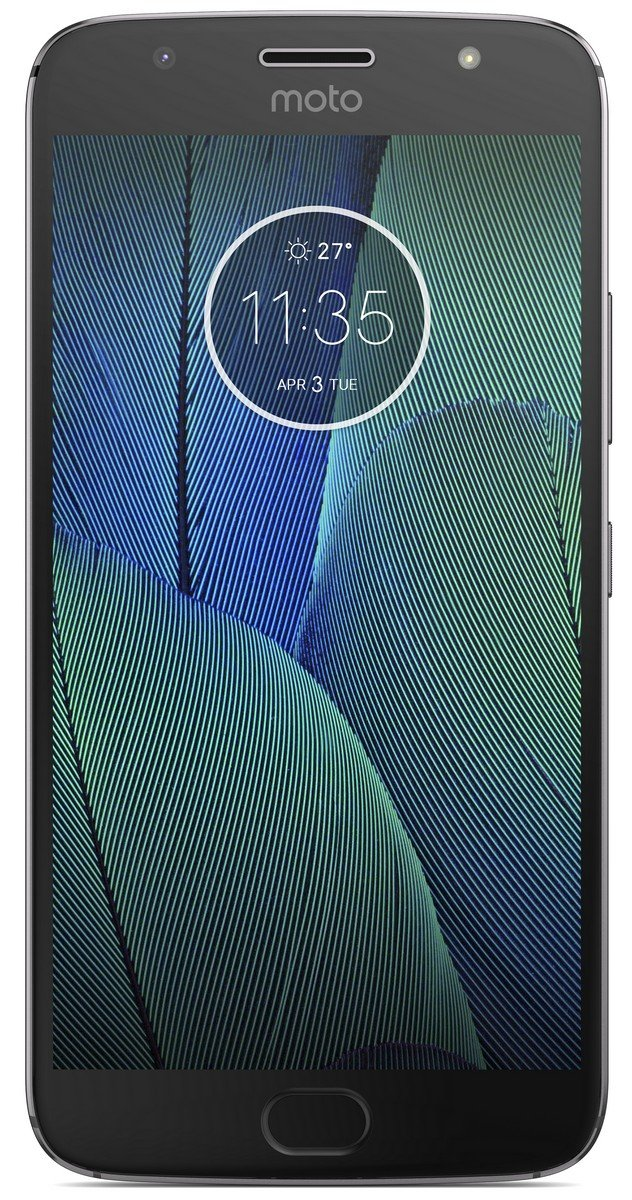 Moto G5s Plus (Lunar Grey, 64GB)-6% OFF
