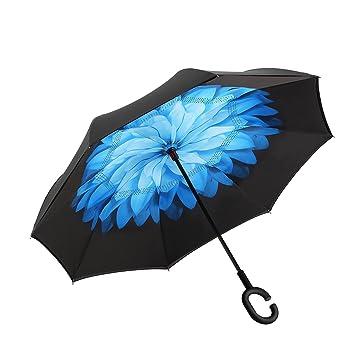 plus récent 0bbcc e50cc Parapluie pliable, New Fashion en forme sans les mains ...