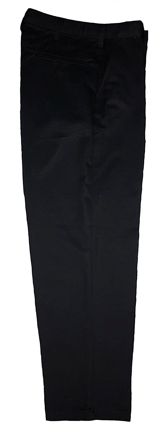 Rifle School Uniform Slim Plain Front Relax Twill Pant DG6600SNAVY-PARENT