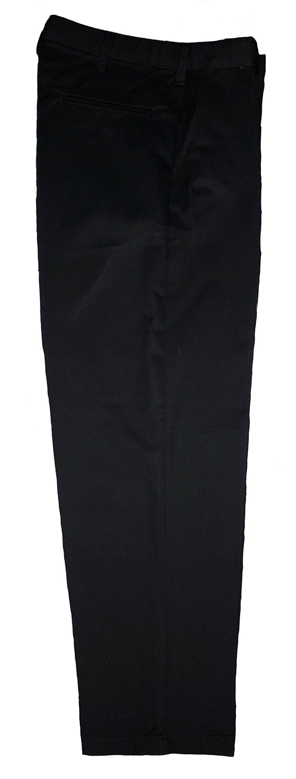 Rifle School Uniform Husky Plain Front Relax Twill Pant - Size 25