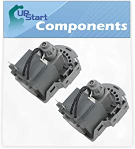 2-Pack DD31-00005A Dishwasher Drain Pump Replacement for Samsung DW80K7050UG/AA-00 Dishwasher - Compatible with DD81-01527A Drain Pump