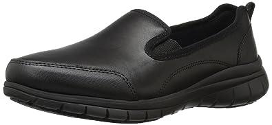 7c50b0bc78a Dr. Scholl s Shoes Women s Valor Work Shoe Black ...