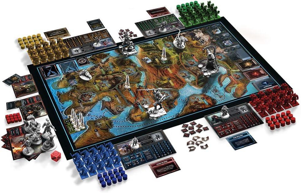 Edge Entertainment- Lords Of Hellas - Español, Color gris (EEARLH01) , color/modelo surtido: Amazon.es: Juguetes y juegos