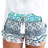 Sannysis Damen Mit hoher Taille Shorts Hot Pants