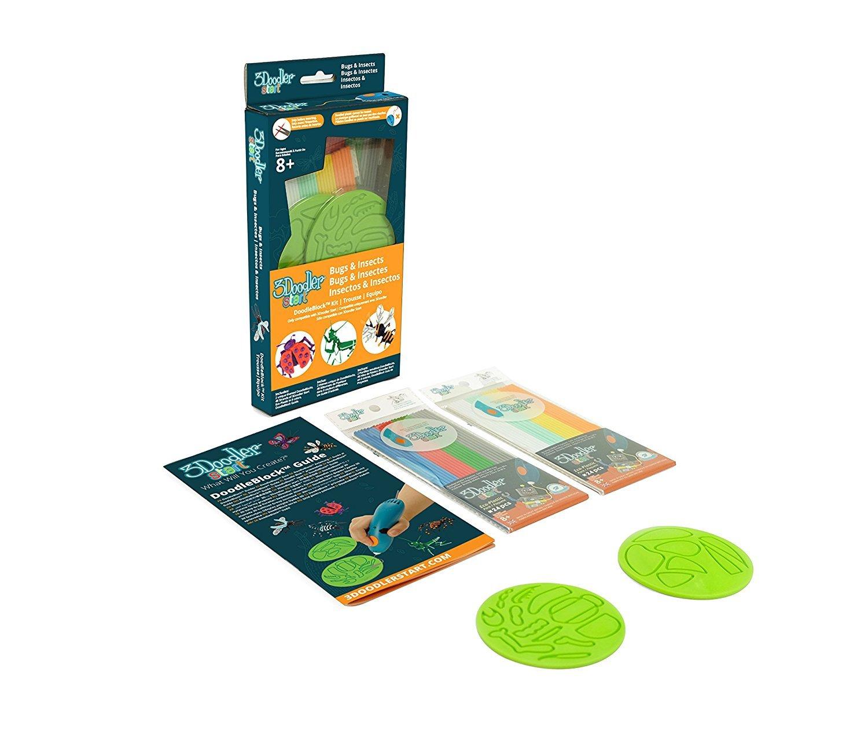 3Doodler Start Bugs & Insects Doodleblock Kit
