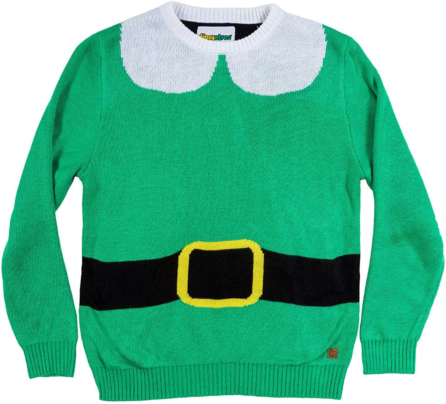 Tipsy Elves Ugly Christmas Sweaters for Children - Tacky Boys and Girls Kid's Holiday Pullovers