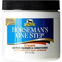 Absorbine Horsemans One Step Tack Cleaner and Conditioner