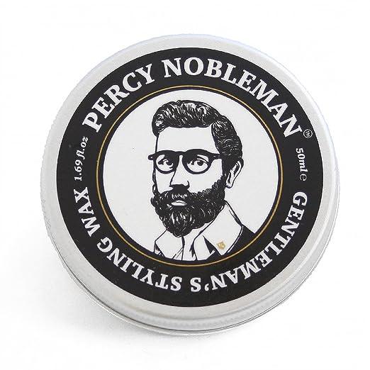 18 opinioni per Percy Nobleman- Cera per barba e capelli, 50ml