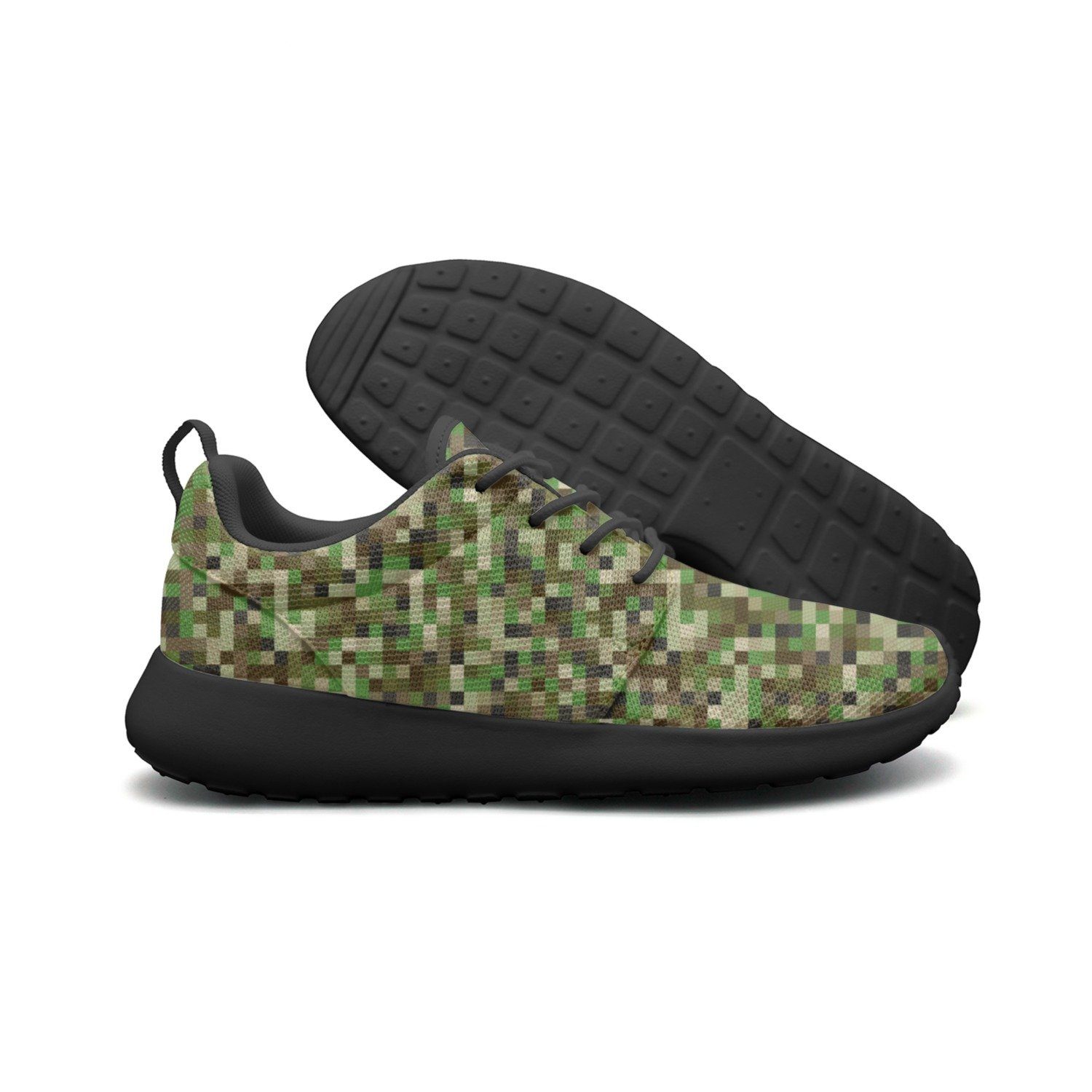 AKDJDS Camouflage Image Running Shoe Sneakers Mens Shoes