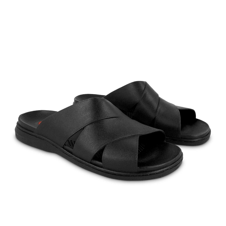 fe0165e45dd6ea Okabashi Men s Milan Flip Flops - Sandals
