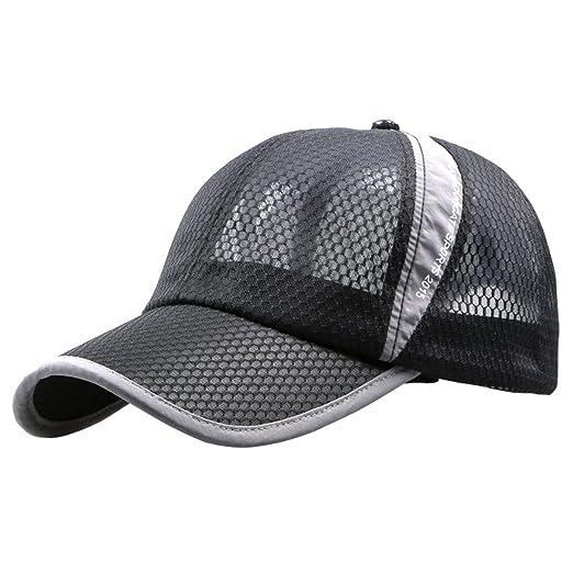 489275cecd King Star Men Women Summer Mesh Breathable Adjustable Snapback Baseball Cap  Sports Hat Black