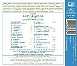 Lutoslawski: Orchestral Works, Vol. 8 - Dance