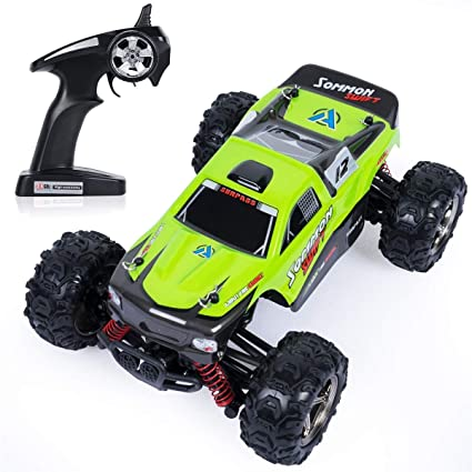 LSQR Control Remoto 4WD Off Road Car 4x4-40km/h 4WD Coches ...