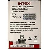 Intex Aqua Life 2 Battery BR2058BE 2000mAh by 1by1