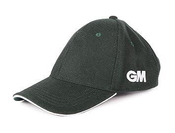 04274b072a1 GM Cricket Cap Green  Amazon.co.uk  Sports   Outdoors