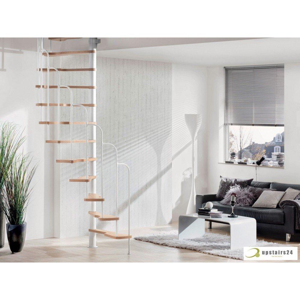 blanc Polar-White Escalier en colima/çon Skidoo 140 x 70cm