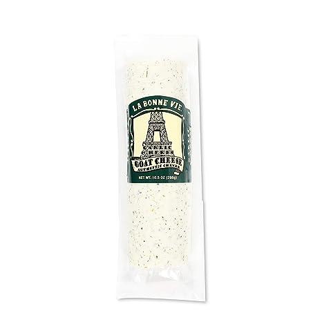 La Bonne Vie, Garlic Herbs Goat Log Oz, 10.5 Ounce