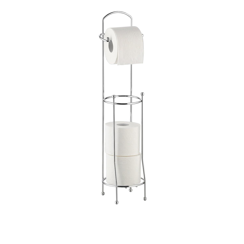 Miroir Salle De Bain Bouclair ~ Axentia Bad 282245 Udana Support Pour Rouleau De Papier Toilette En