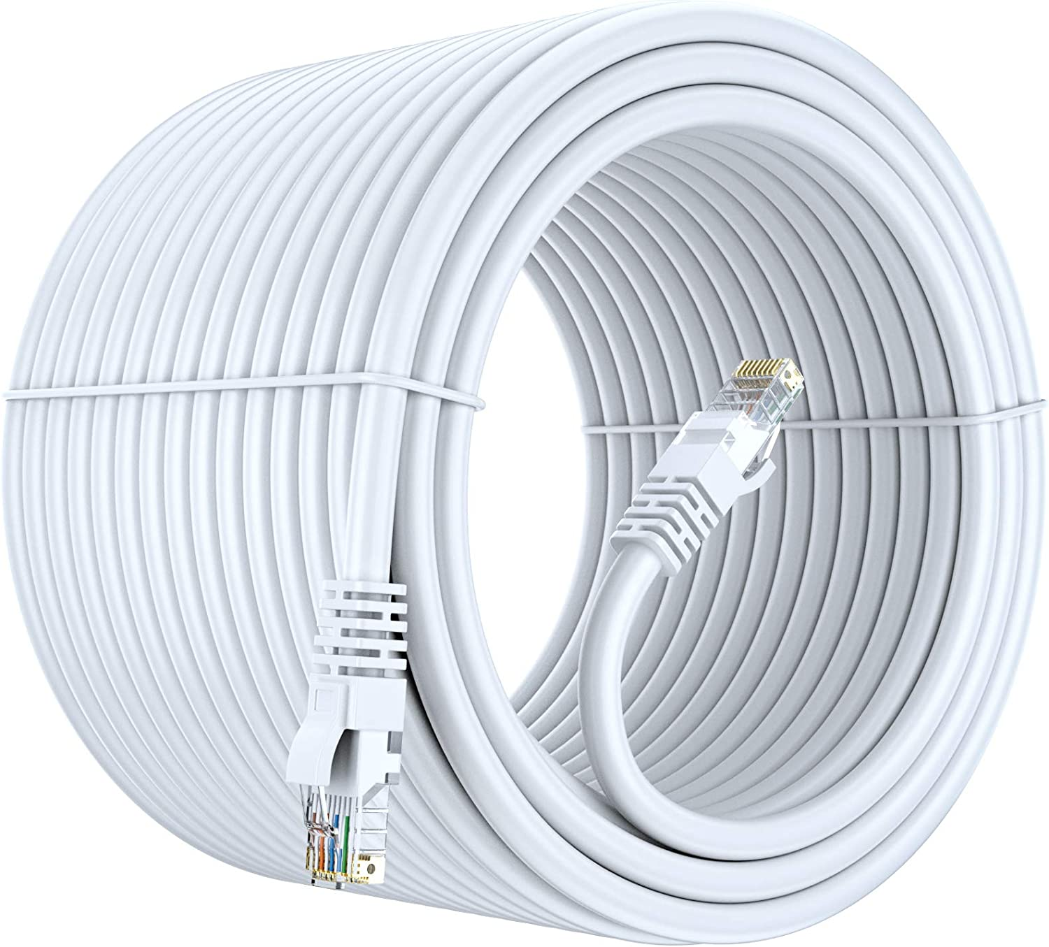 Cat6 Ethernet Cable, 300 ft