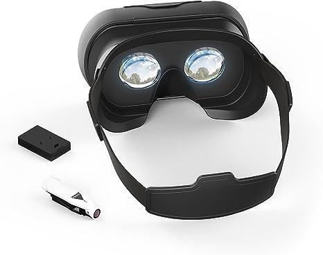 Parrot Mambo - Pack FPV (cámara, Gafas y batería) Color Negro: Amazon.es: Electrónica