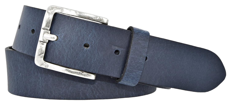 Mytem-Gear Damen Leder Gürtel Belt Ledergürtel Rindleder 40 mm Damengürtel MG1294