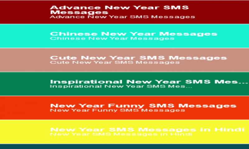 amazoncom new year messages appstore for android