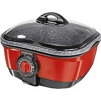 Gourmet Maxx 03648Multi Cuiseur 8en 1, équivalent des modèles de nombreux ustensiles de cuisine, 1500W