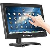 Neewer Monitor Seguridad 11,6 Pulgadas HDMI 1920x1080 16:9 IPS LCD Pantalla Táctil Capacitiva Compatibilidad Entrada HDMI/VGA