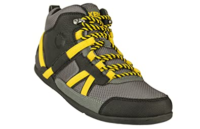 Daylight Hiker Lightweight Hiking Boot For Men - Minimalist Barefoot-Inspired Hiking Shoe - Zero Drop Sole