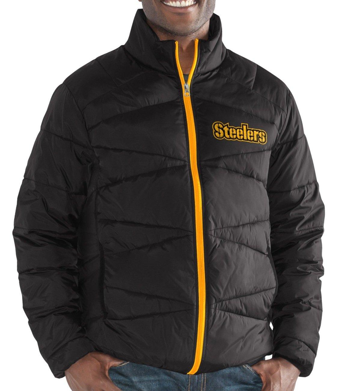 Pittsburgh SteelersメンズNFL g-iii