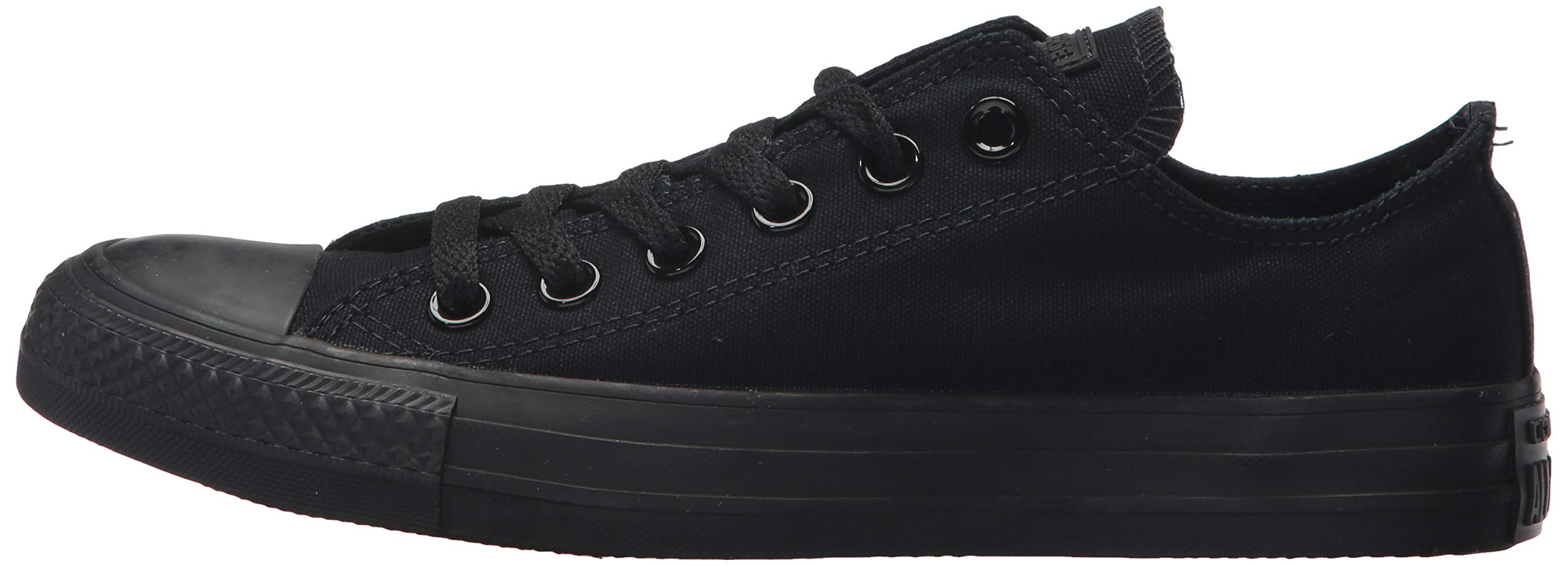 Converse Unisex Chuck Taylor All Star Low Top Black Monochrome Sneakers - 9 D(M) US by Converse (Image #6)