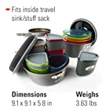 GSI Outdoors - Pinnacle Camper Cooking Set for
