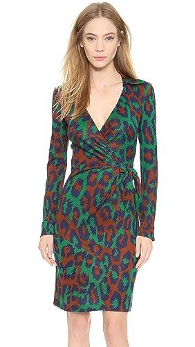 Diane von Furstenberg Women's Savannah Wrap Dress