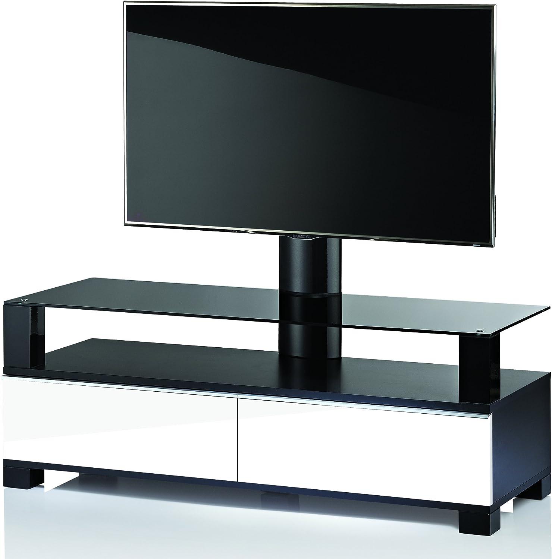 VCM 17177 Ravano – Mueble TV con Soporte de Madera Aluminio ...