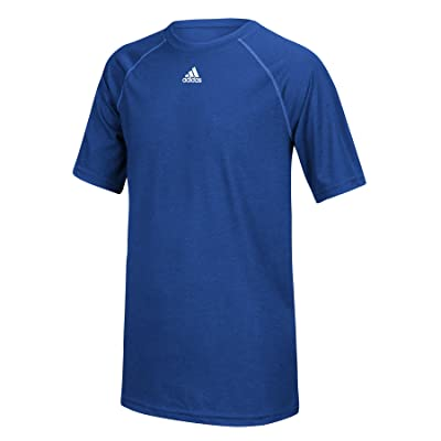 adidas Youth Climalite Short Sleeve T-Shirt