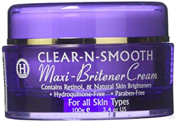 Skin Lightening Cream  Stronger Formula. Whitening and Brightening from 4  Natural Skin Lighteners. 67f22a159
