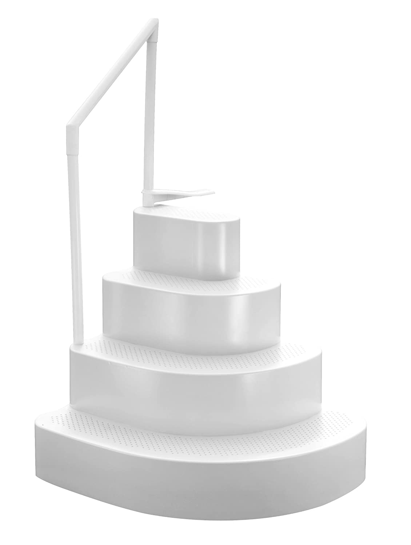 Blue Wave NE100WH Wedding Cake Above Ground Pool Step: Amazon.ca: Patio,  Lawn U0026 Garden