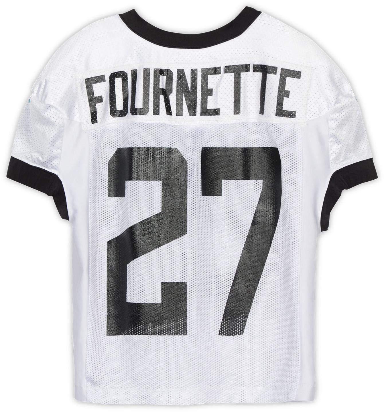 newest 8b1e3 6d0a9 Leonard Fournette Jacksonville Jaguars Practice-Used #27 ...