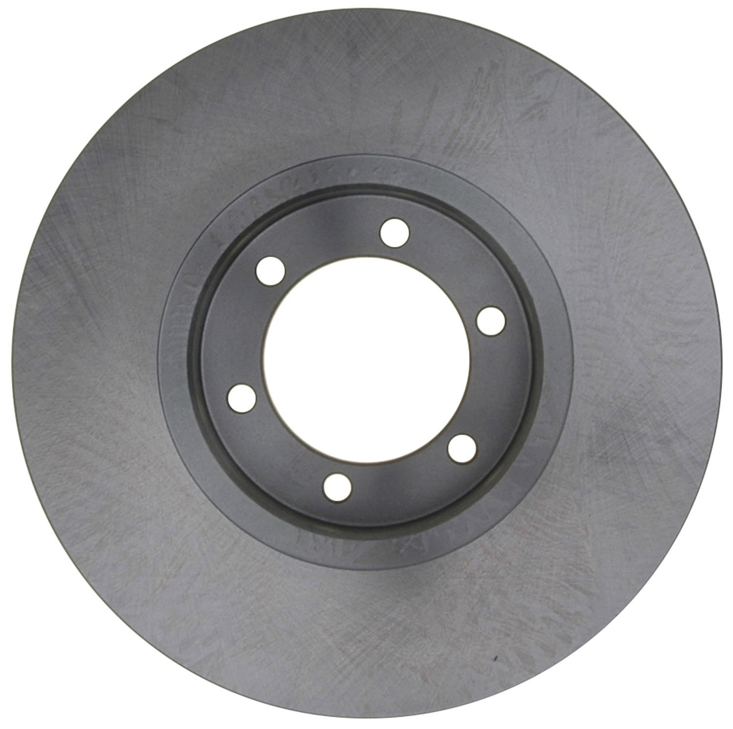 ACDelco 18A1705AC Advantage Coated Front Disc Brake Rotor