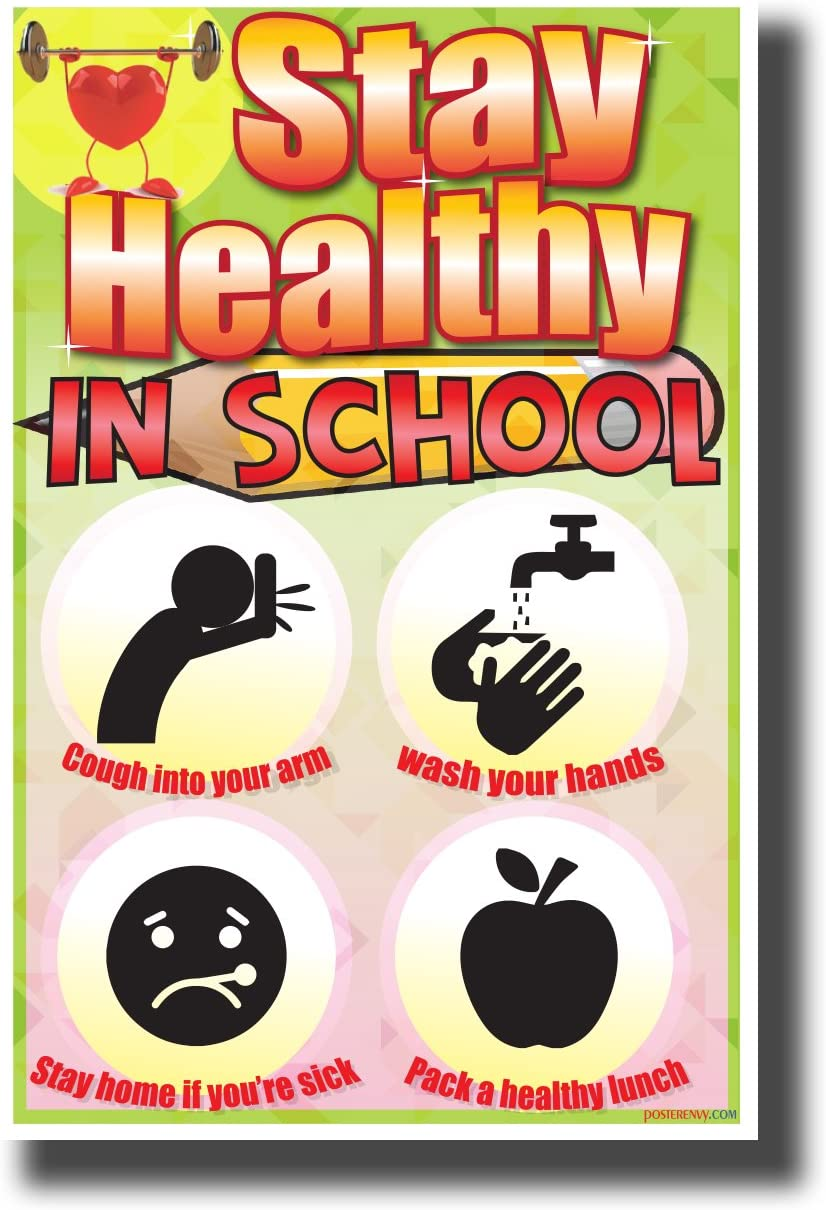 HEALTH NEW Health Poster