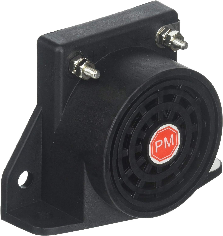 Peterson Manufacturing V783 Back Up Alarm 87 DD, 3.25X3