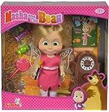 Simba 109308239 - Masha 12 Cm. Fatina