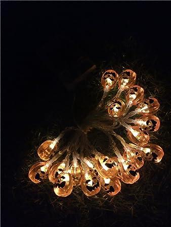 Halloween Kurbis Lichter Bar Stutzen Dekoration Nachtlicht Led Licht