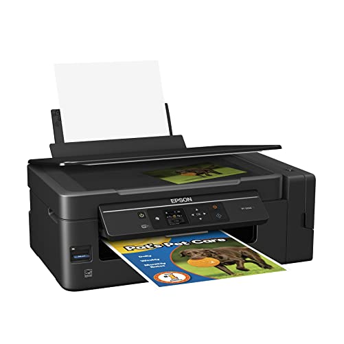 Best Budget-Friendly Printer with Cheap Ink: Epson Expression ET-2650 EcoTank