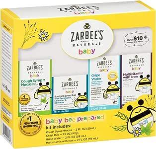 Amazon Com Zarbee S Naturals Baby Bee Prepared Kit With