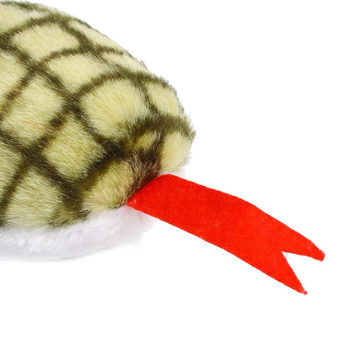 Andux Zone Bello Peluche a Forma di Pupazzo di Burattino di Mano SO-03 Scoiattolo